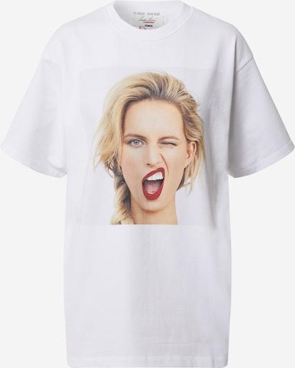 Karolina Kurkova Originals Shirt 'Philippa' in Wit sAG5oLFh