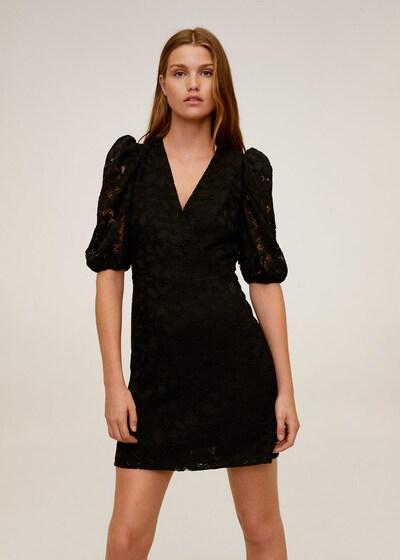 MANGO Kleid 'Katri' in schwarz, Modelansicht