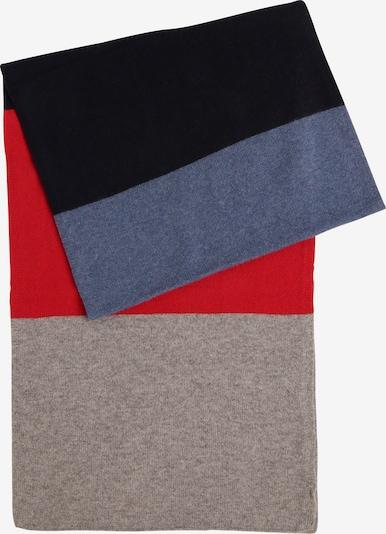 Marie Lund Schal in rot, Produktansicht