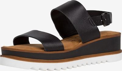 TAMARIS Remienkové sandále - čierna, Produkt