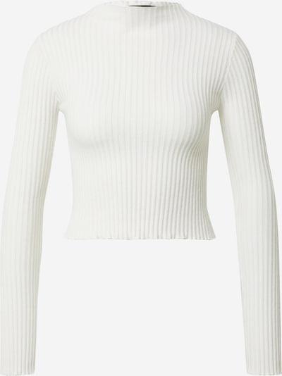 Parallel Lines Trui in de kleur Wit, Productweergave