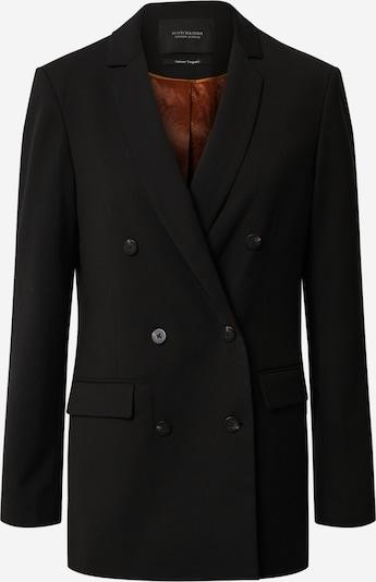 Blazer švarkas iš SCOTCH & SODA , spalva - juoda, Prekių apžvalga