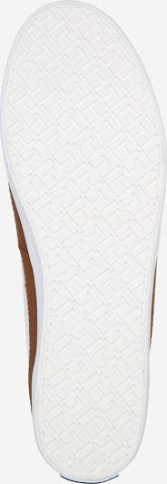 TOMMY HILFIGER Pantofle 'Kesha' w kolorze białym: Widok od dołu