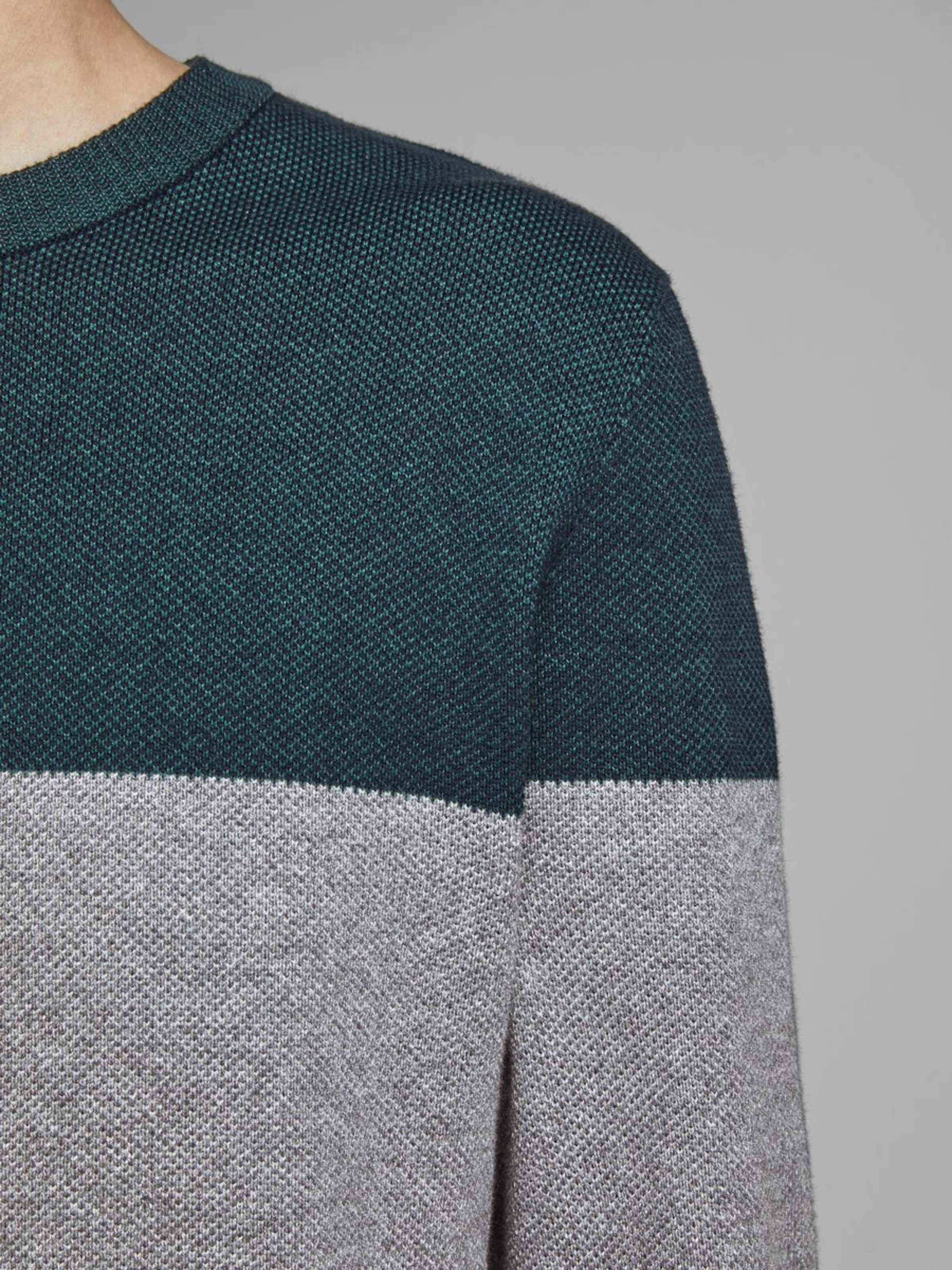 Mischfarben Jones Colourblocking Strickpullover In Jackamp; vm8nN0Ow
