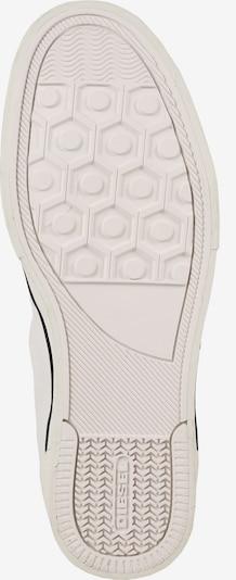DIESEL Sneaker 'D-Velows' in naturweiß: Ansicht von unten