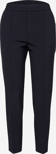 Filippa K Trousers with creases 'Fiona Peg' in Navy, Item view