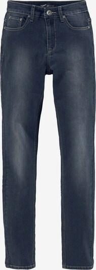 ARIZONA High-waist-Jeans 'Slimfit mit komfortabler Leibhöhe' in dunkelblau, Produktansicht