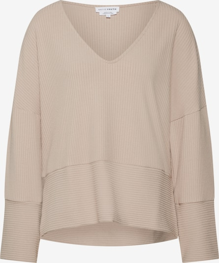 Native Youth Trui 'ALTON JUMPER' in de kleur Champagne, Productweergave