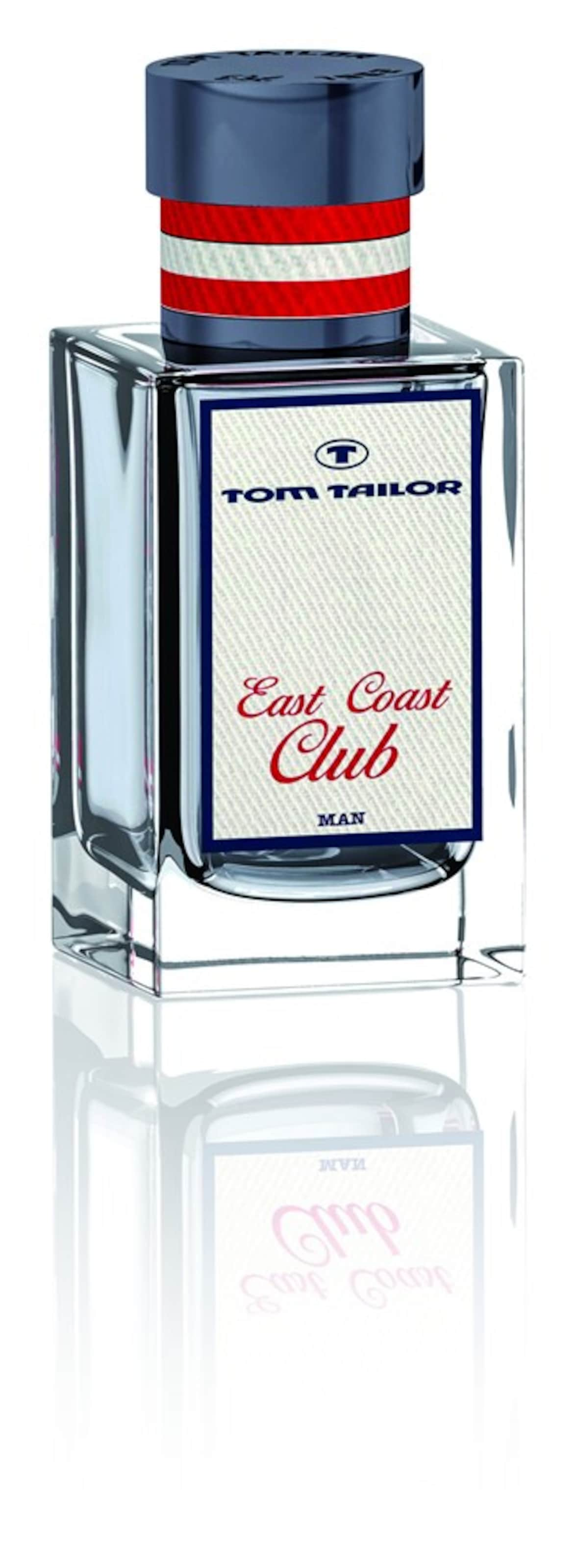 In Tom Man'Eau Tailor 'east Coast De Toilette Club BlauRot R354jAL