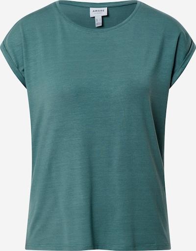 VERO MODA T-Shirt 'AVA' in türkis, Produktansicht