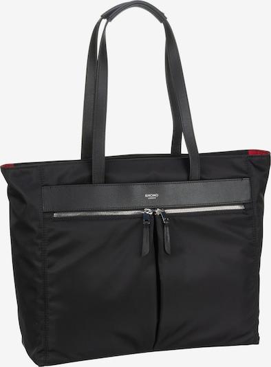 KNOMO Shopper 'Mayfair ' in schwarz, Produktansicht