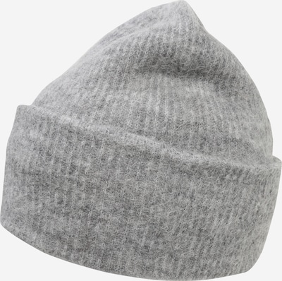 Samsoe Samsoe Beanie in grey mottled, Item view