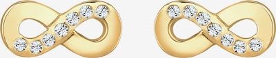 ELLI Earrings 'Infinity' in Gold, Item view