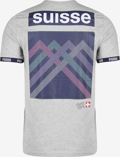 PUMA T Shirt 'SFV Schweiz FtblCulture EM 2020' in marine