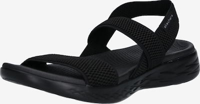 SKECHERS Wandelsandalen 'ON-THE-GO 600 - FLAWLESS' in de kleur Zwart, Productweergave