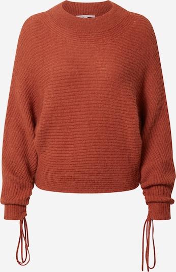 PATRIZIA PEPE Sveter 'Maglia' - bronzová / hrdzavo červená, Produkt