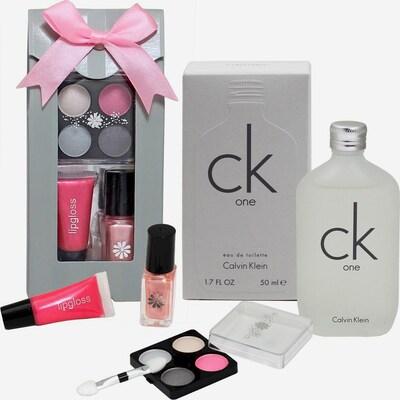 Calvin Klein 'CK One' Eau de Toilette (2-tlg. Set) in hellgrau, Produktansicht