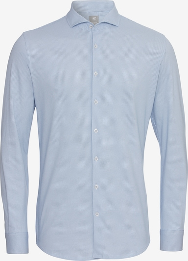 PURE Langarm-Hemd City Silver Extra Slim in hellblau, Produktansicht
