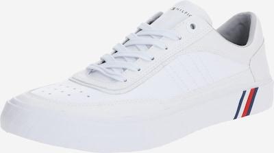 TOMMY HILFIGER Baskets basses 'CORPORATE PREMIUM' en blanc, Vue avec produit