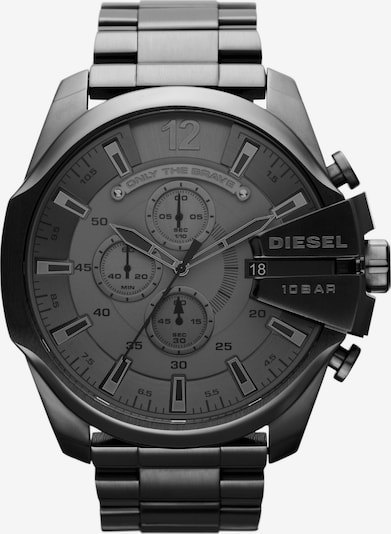 DIESEL Uhr in dunkelgrau, Produktansicht