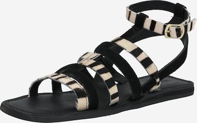 Shoe The Bear Sandale 'TAO GLADIATOR' in schwarz, Produktansicht
