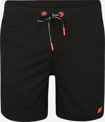 Superdry Sportzwembroek in de kleur Zwart, Productweergave