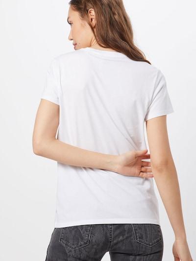 LEVI'S Majica 'THE PERFECT TEE' | bela barva: Pogled od zadnje strani