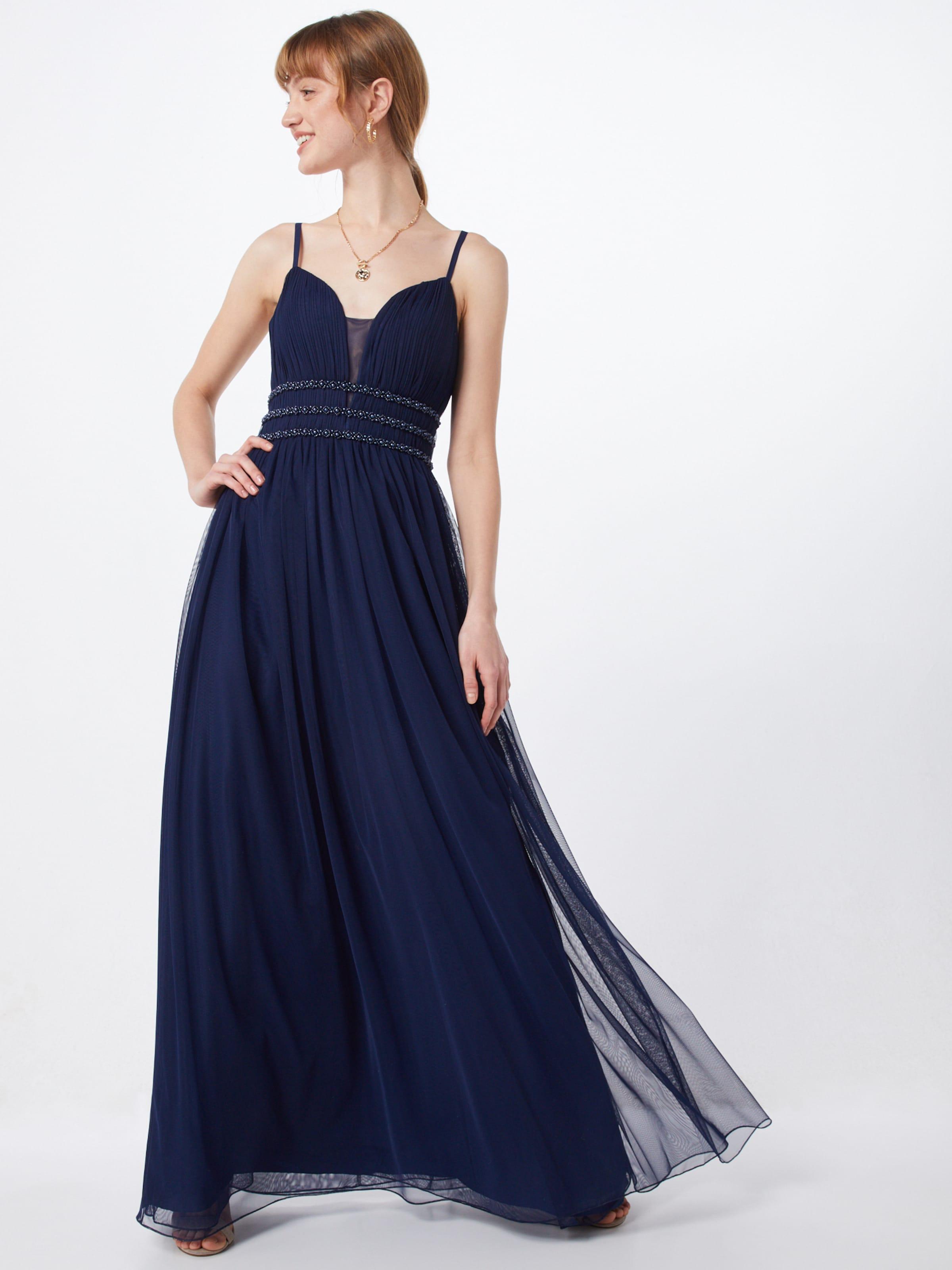 Laona Aftonklänning i marinblå / ljusblå / mörkblå