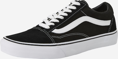 VANS Sneaker Low 'OLD SKOOL' in schwarz / weiß, Produktansicht