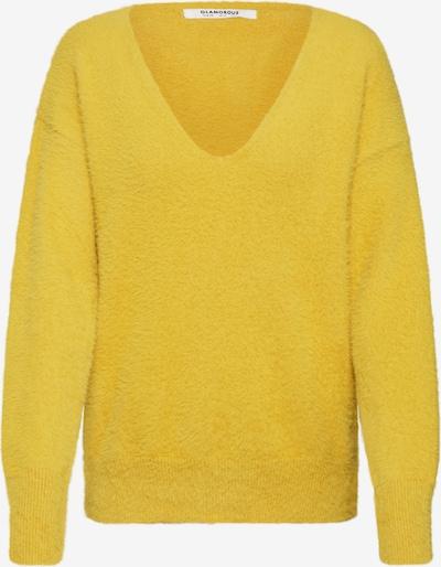 GLAMOROUS Pullover in senf, Produktansicht