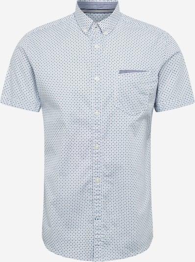 TOM TAILOR Košeľa - modré / biela, Produkt