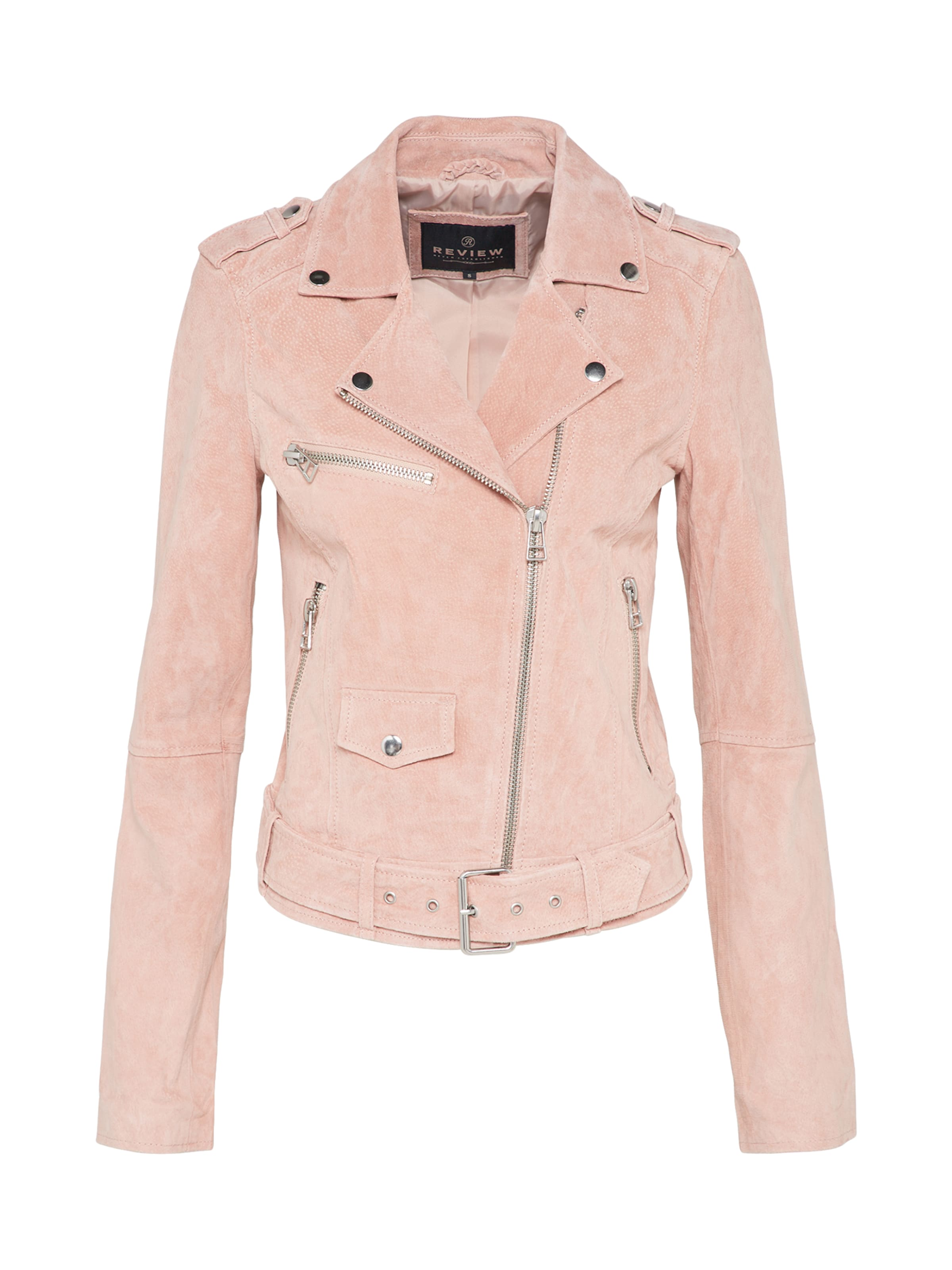 'belted Camel Mi In Velours' ReviewVeste saison QrxsdCth