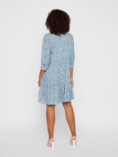 Y.A.S Kleid in hellblau / gelb / weiß   ABOUT YOU