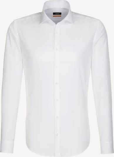 SEIDENSTICKER Overhemd ' Slim ' in de kleur Wit, Productweergave