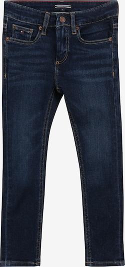TOMMY HILFIGER Jeans 'Scanton' in de kleur Donkerblauw, Productweergave