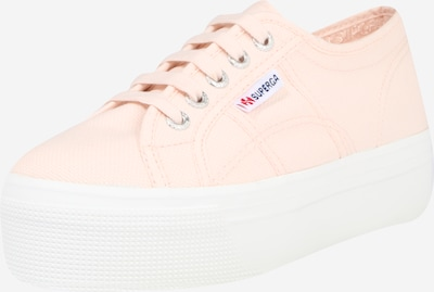 SUPERGA Sneaker '2790 Acotw Linea Up & down' in rosa / weiß, Produktansicht