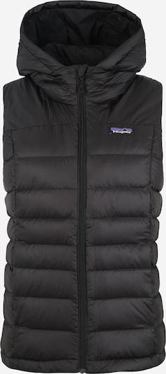PATAGONIA Weste 'W's Hi-Loft Down Hooded Vest' in schwarz, Produktansicht