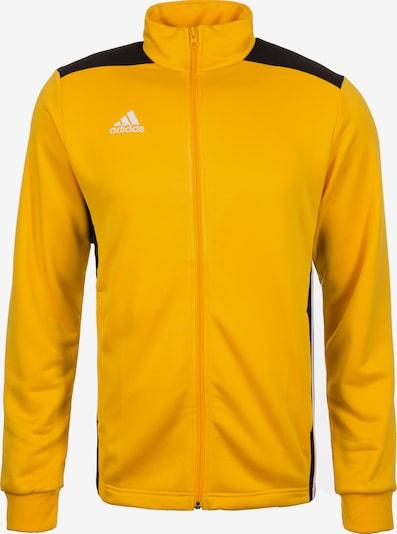 ADIDAS PERFORMANCE Sportjas 'Regista 18' in de kleur Geel / Zwart / Wit, Productweergave