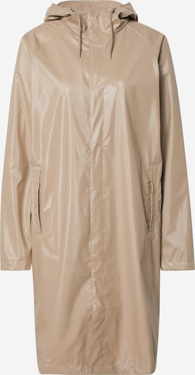 Palton de primăvară-toamnă RAINS pe bej, Vizualizare produs