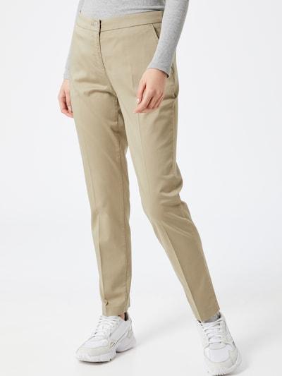 púder / ezüst BRAX Chino nadrág 'Maron', Modell nézet