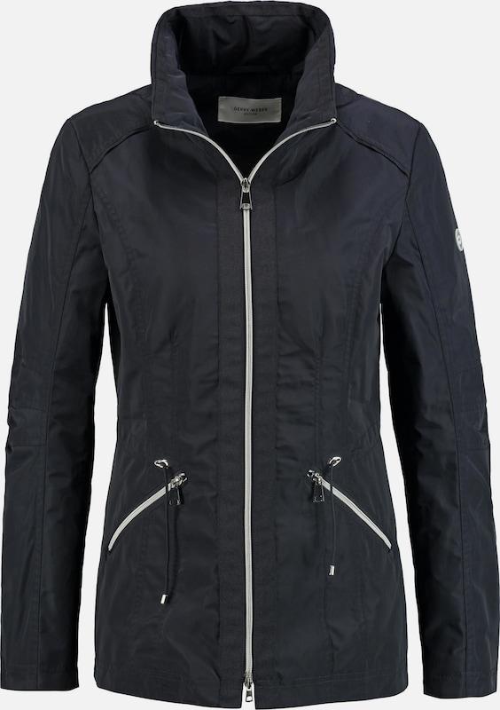 GERRY WEBER Jacke in kobaltblau  Markenkleidung für Männer und Frauen