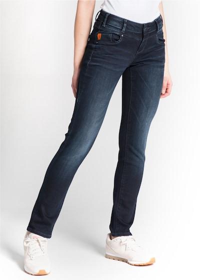 Miracle of Denim Jeans 'Rea' in blau, Modelansicht