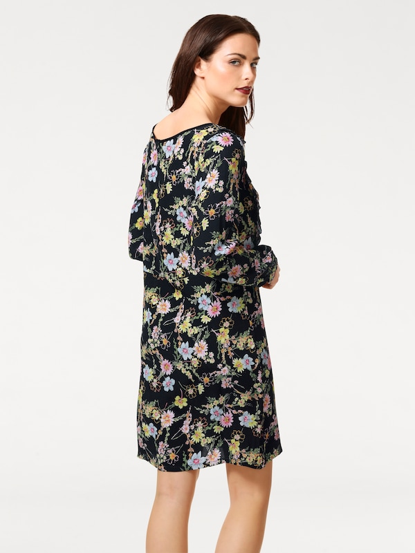 Bc Best Connections By Heine Print Dress With Ruffles