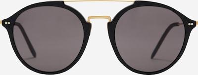 Kapten & Son Sonnenbrille in gold / schwarz, Produktansicht