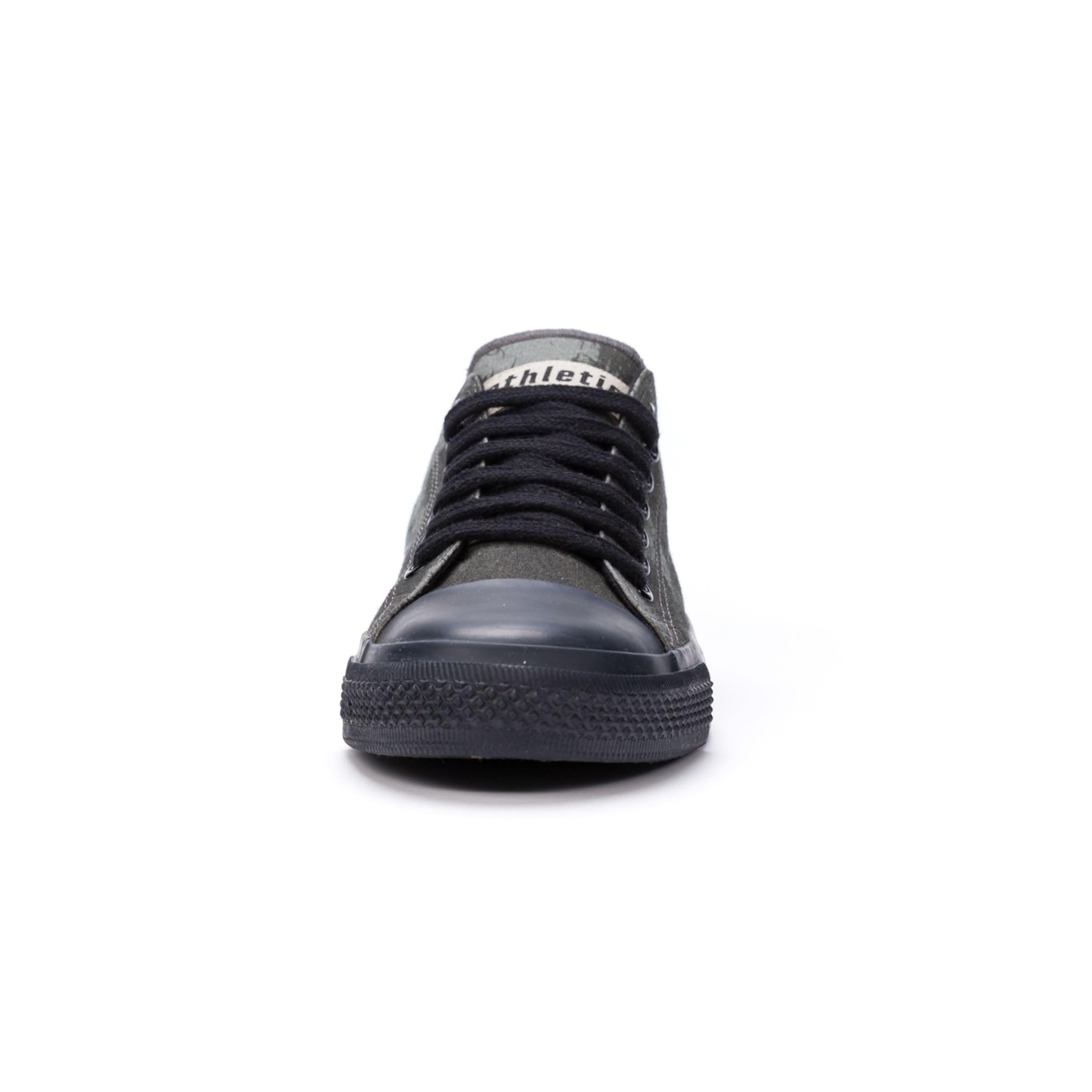 GrauDunkelgrün Ethletic Sneaker Sneaker In Schwarz Ethletic GrauDunkelgrün Schwarz In w0kPnO