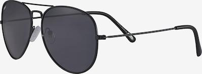 ZIPPO Sonnenbrille 'Smoke polarized Black Pilot' in schwarz, Produktansicht