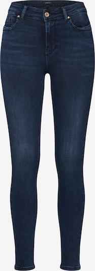 PIECES Jeans 'HONOR SKN' in blue denim, Produktansicht