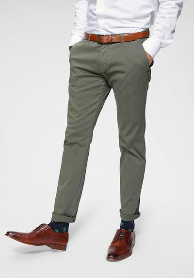 ROY ROBSON Chinohose in khaki, Modelansicht
