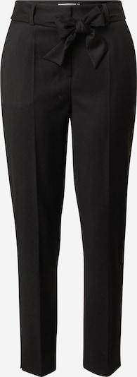 Guido Maria Kretschmer Collection Pantalon à plis 'Tilda' en noir, Vue avec produit