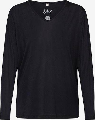 bleed clothing Shirt in de kleur Zwart, Productweergave